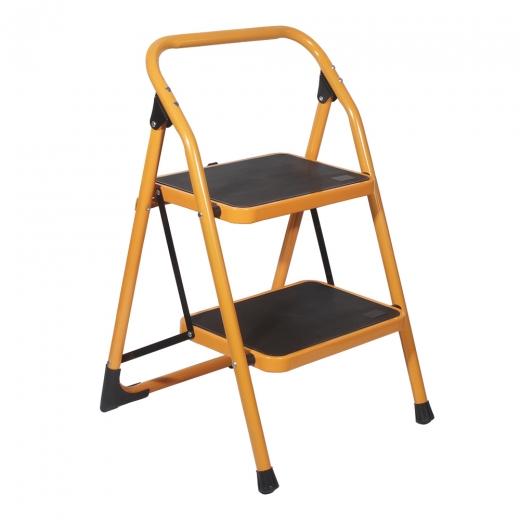 Zimtown Portable Utility Folding 2 Step Ladder ...
